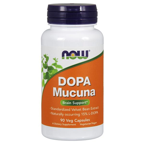 now dopa mucuna