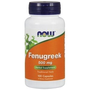 now fenugreek 500mg