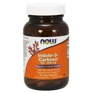 now indole 3 carbinol