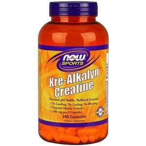 now kre-alkalyn creatine