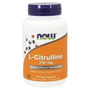 now l-citrulline 750mg
