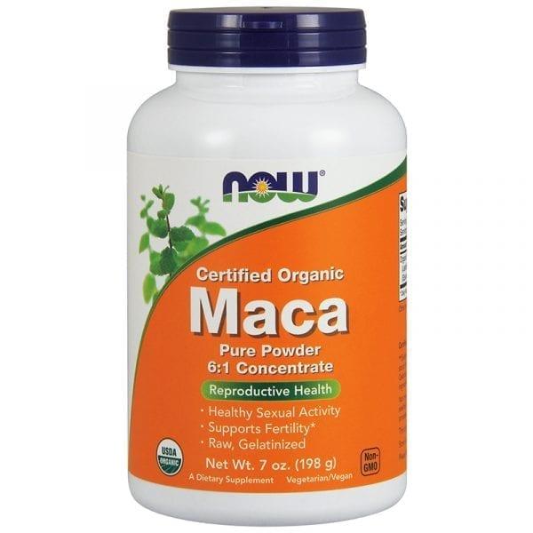 now maca pure powder