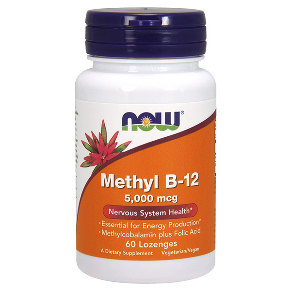 now methyl-b-12 5000mcg