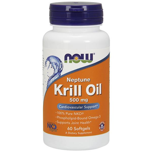 now neptune krill oil 500mg
