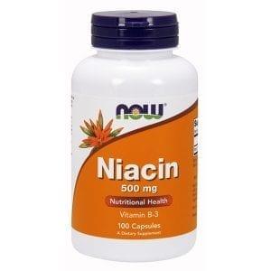 now niacin