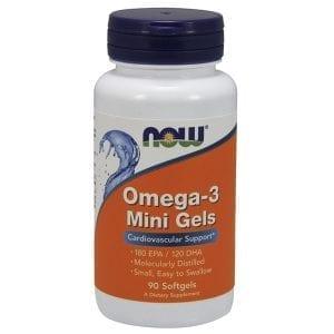 now omega 3 mini gels