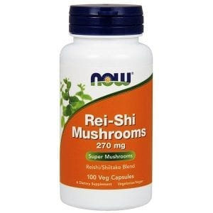now rei-shi mushrooms