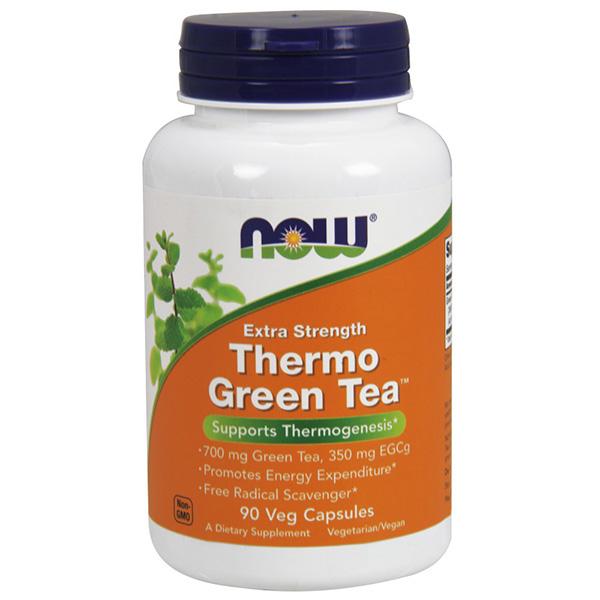 now thermo green tea