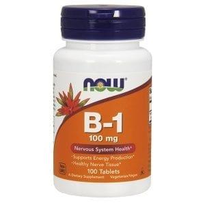 now vitamin b-1 100mg