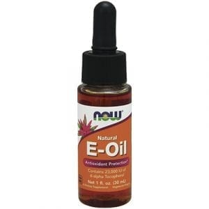 now vitamin e-oil vegetarian