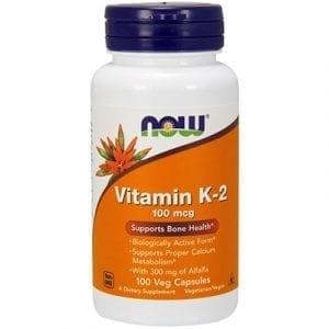 now vitamin k-2