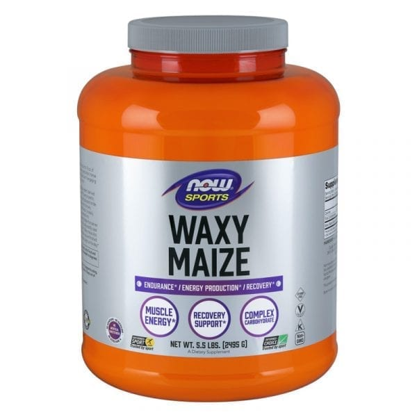 now waxy maize