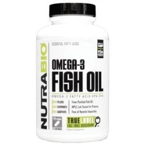 nutrabio omega 3 fish oil