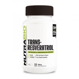 nutrabio trans-resveratrol