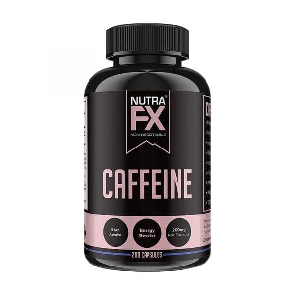 nutrafx caffeine