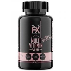 nutrafx multi-vitamin women