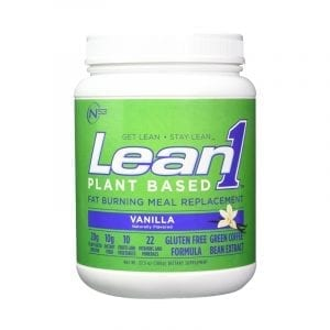 nutrition 53 lean1 plant based