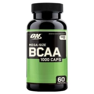 optimum bcaa 1000 60 capsules