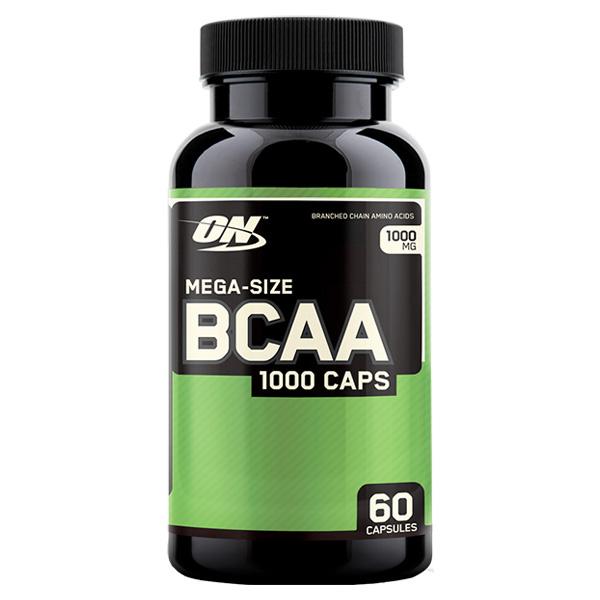 optimum bcaa 1000 60 capsules
