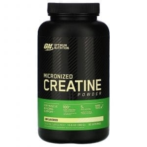 optimum Nnutrition creatine powder