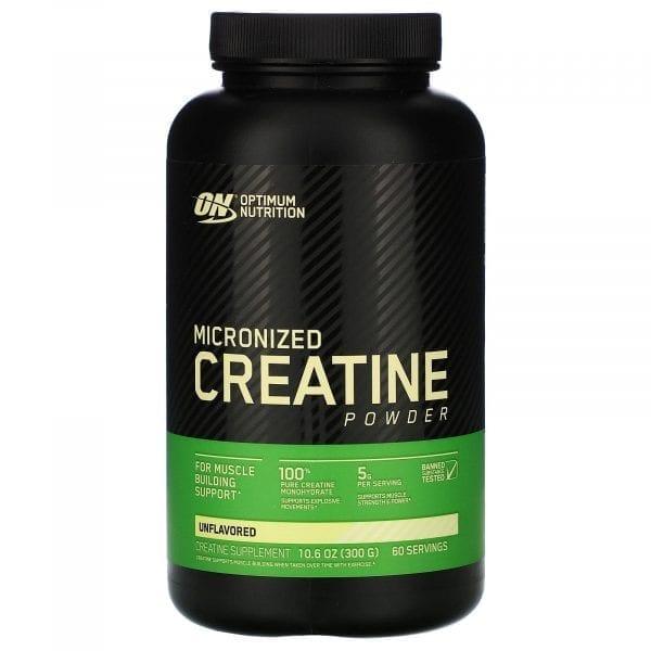 optimum Nnutrition creatine powder