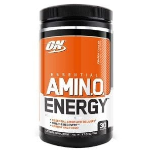 optimum essential amino energy