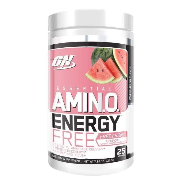 optimum nutrition essential amino energy free