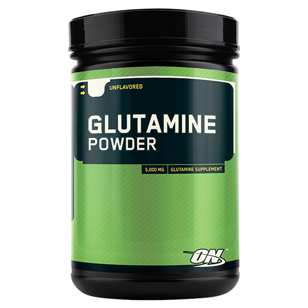 optimum nutrition glutamine powder 1000 grams