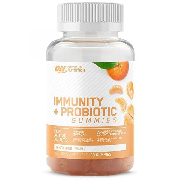 optimum nutrition immunity probiotic