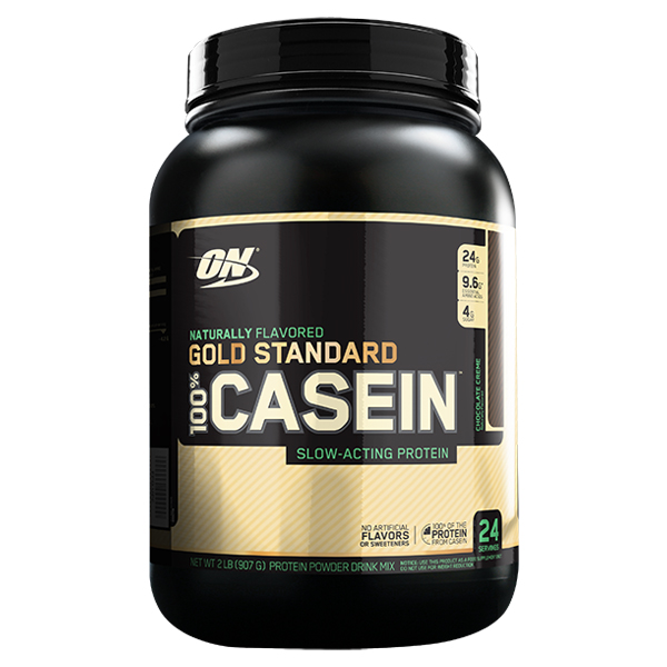 optimum nutrition natural 100 casein protein