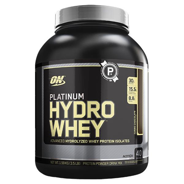 optimum platinum hydrowhey 4