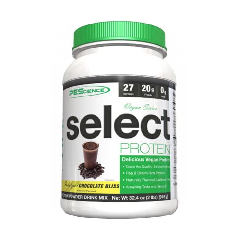 PES select vegan protein