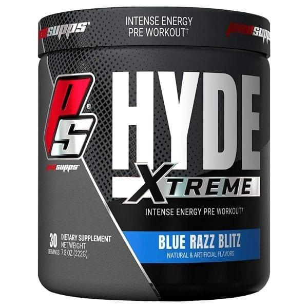 Pro Supps Hyde Xtreme Blue Razz Blitz