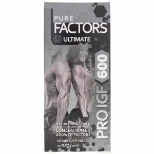 Pure Solutions Pure Factors Ultimate Pro IGF 600