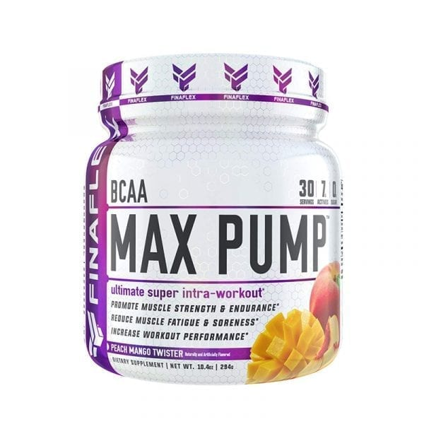 redefine nutrition bcaa max pump