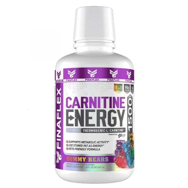 redefine nutrition carnitine energy 1500