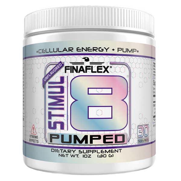 redefine nutrition finaflex stimul8 pumped