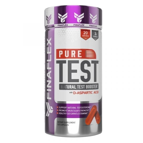 redefine nutrition pure test