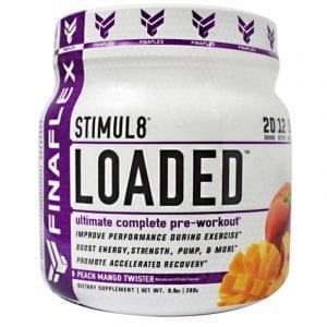 redefine nutrition finaflex stimul8 loaded