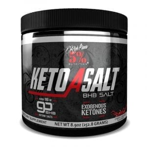5% Nutrition Keto A Salt