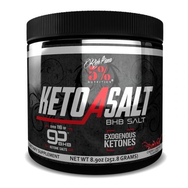 5% Nutrition Keto A Salt