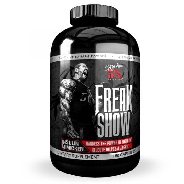 5% Nutrition Freak Show