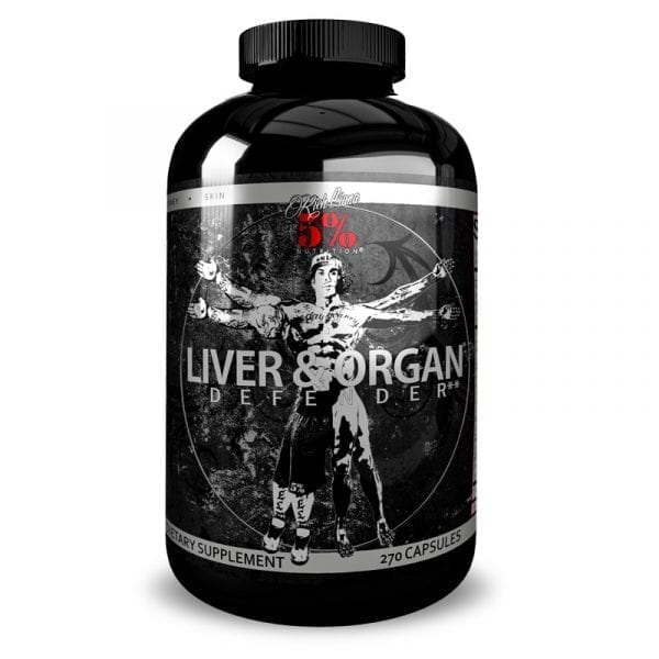 5% Nutrition Liver and Organ Defender