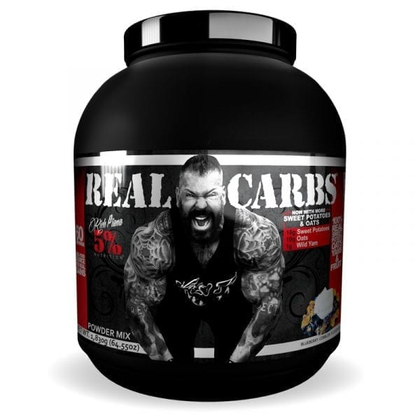 5% Nutrition Real Food Carbs