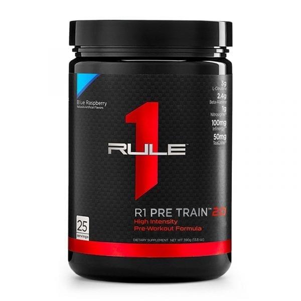 rule 1 proteins r1 pre-train
