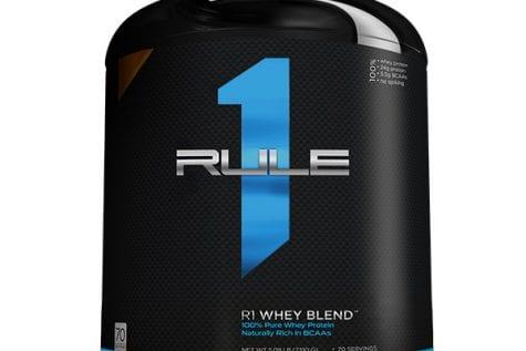 rule 1 whey blend