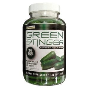 schwartz labs green stinger