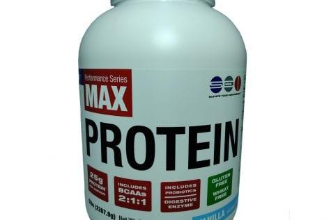 SEI Max Protein Vanilla 5 Pounds Vanilla