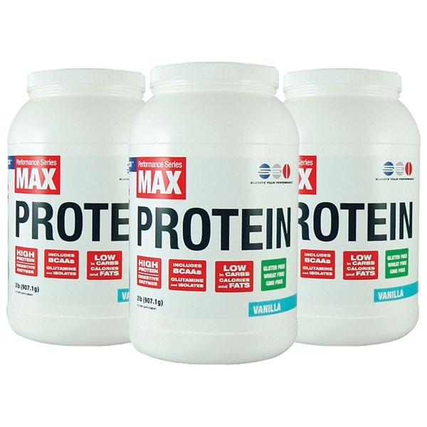 sei max protein stack