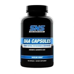 sns daa capsules